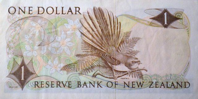 العملة الرسمية في نيوزيلندا