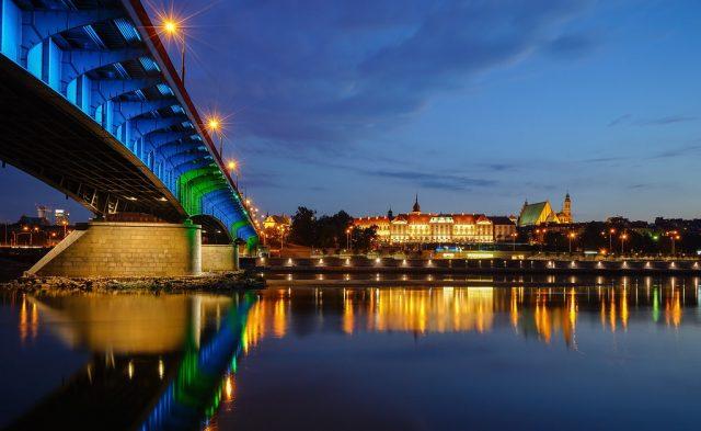 بولندا في فصل الصيف