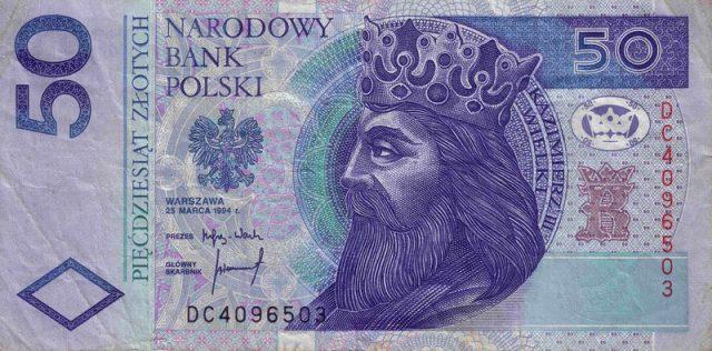 العملة الرسمية في بولندا