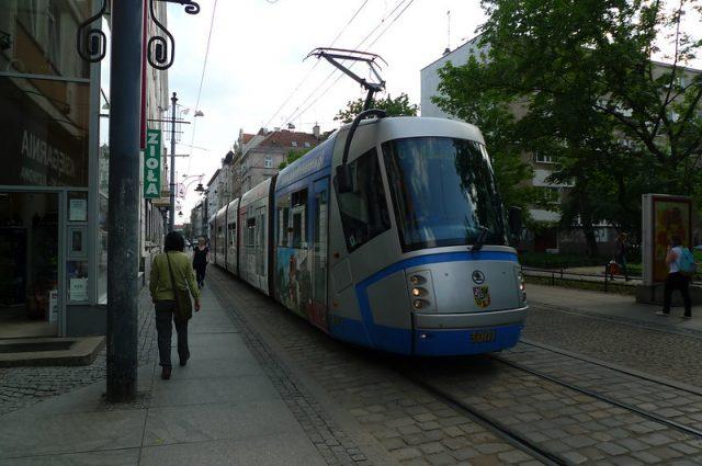 وسائل التنقل والمواصلات في بولندا