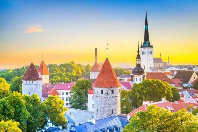السياحة في استونيا