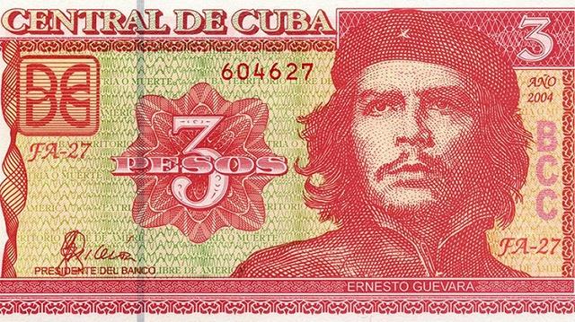 العملة الرسمية في كوبا